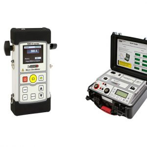 High Current Micro-ohmmeters